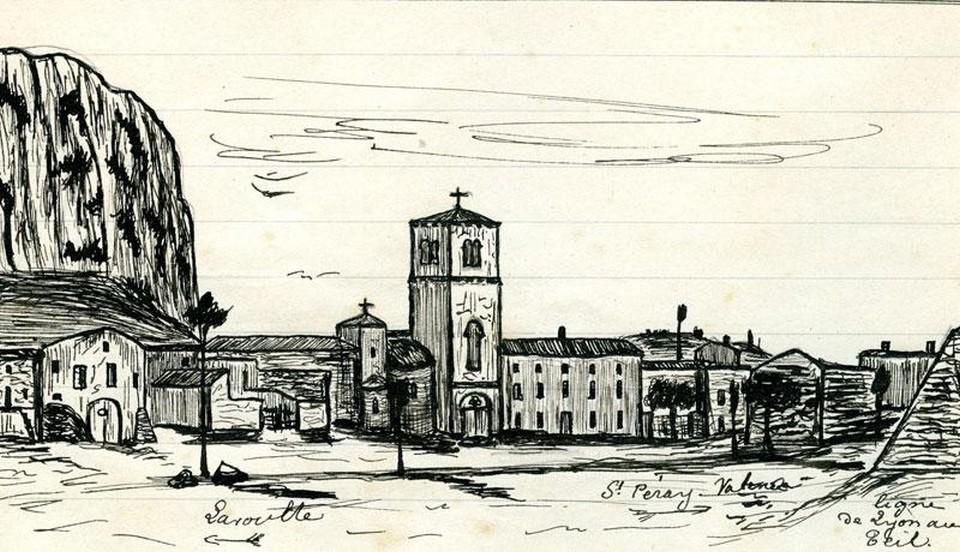 Abbaye Notre Dame de Soyons